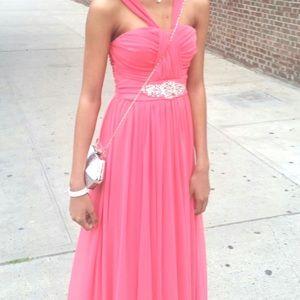 Prom dress .